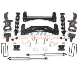 "2004-08 FORD F150 2WD 6"" PERFORMANCE SYSTEM 2.5 COILOVERS W/ DIRT LOGIC SHOCKS - FABTECH K2001DB"