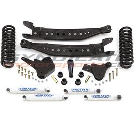 "2008-10 FORD F250 V8 2WD 6"" PERFORMENCE SYSTEM W/ PERFORMENCE SHOCKS- FABTECH K20631"