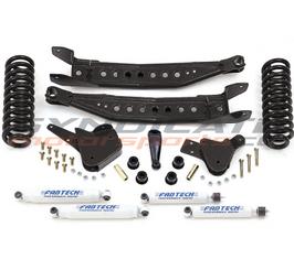 "2005-07 FORD F250 V8 2WD 6"" PERFORMENCE SYSTEM W/ PERFORMENCE SHOCKS- FABTECH K20611"