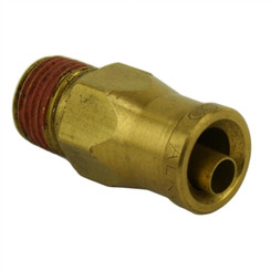 """ALKON - 1/4"""" HOSE 1/8"""" NPT STRAIGHT PUSH-TO-CONNECT: 05-BF14-1"""