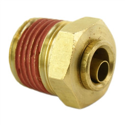 """ALKON - 3/8"""" HOSE 1/2""""  NPT STRAIGHT PUSH-TO-CONNECT: 05-BF38-5"""