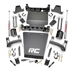 "ROUGH COUNTRY - 2014-UP GM 1500 4WD 7"" BRACKET KIT 
