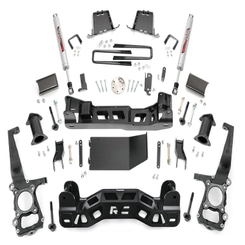 "ROUGH COUNTRY - 2011-13 FORD F150 4WD 6"" LIFT KIT: 558S"