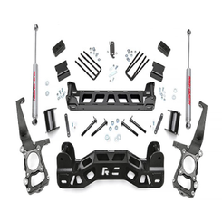 """ROUGH COUNTRY - 2009-14 FORD F150 2WD 4"""" LIFT KIT: 572.20"""