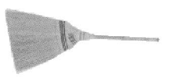 BROOM CORN SHORT HANDLED - IMPA 510806