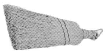BROOM CORN WHISK HAND IMPA 510811