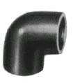 ELBOW MALLEABLE CAST IRON GALV 90DEG 2-1/2