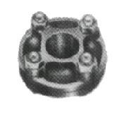FLANGE MALLEABLE CAST IRON GALV 1/2 IMPA 730951