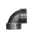 ELBOW PVC 90DEG SHORT RADIUS FOR DRAIN SIZE 40