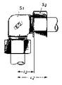 FITTING ELBOW H.P.STEEL ERMETO 8MM 315KG