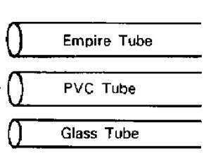 TUBE GLASS ELECTRIC ID-8MM - IMPA 795494