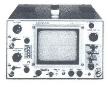 OSCILLOSCOPE MODEL CS-1022 150MM DUAL TRACE 20MHZ 1MV/DIV
