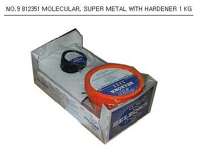 polymerics super metal belzona with hardener 1kg impa 812351