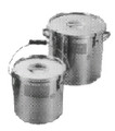 SOUP CONTAINER STAINLESS STEEL 20LTR