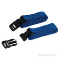Clip Buckle Straps Set 2pce