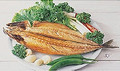 MACKEREL BOILED 200GRM NET/150GRM DRD