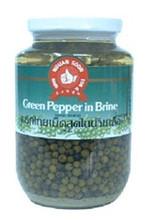 PEPPER BELL GREEN FRESH