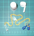 EAR PLUG FOR HIGH PITCH NOISE
