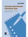 Developing Superintendent Performance Goals
