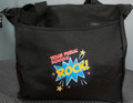 Texas Public Schools Rock Black Tote