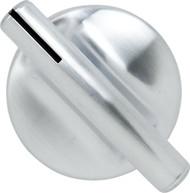 Chrome Oven Control Knob ER7737P245-60
