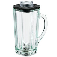 Waring Cloverleaf Blender Jar Assembly with Lid and Cutter WCJA