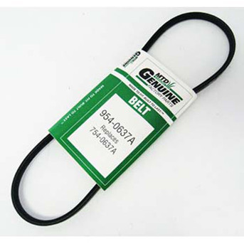 954-0637A K-Mart 01758342-8, 01758390-7 Lawn Mower V Belt Replacement