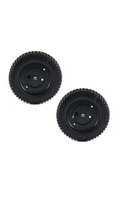 Craftsman Sears Back Lawn Mower Replacement Wheel Set 734-2010B