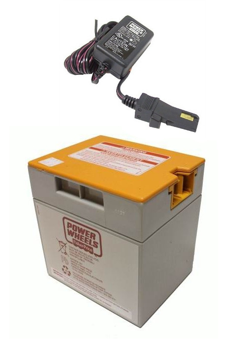 Power Wheels Jeep Hurricane 12 Volt Battery And Charger Marbeck