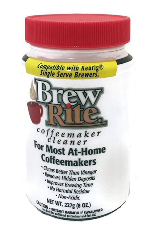 Brew Rite Coffee Maker & Espresso Cleaner