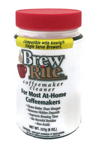 Brew Rite Coffee Maker & Espresso Cleaner