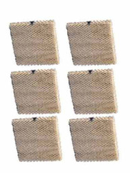 Aprilaire 500M Humidifier Filter Panel, 6 Pack