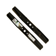 2 MTD Riding Lawn Mower Blade 2-in-1 490-110-M108