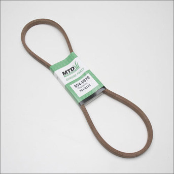 MTD 754-0370 Lawn Tractor Variable Speed Belt