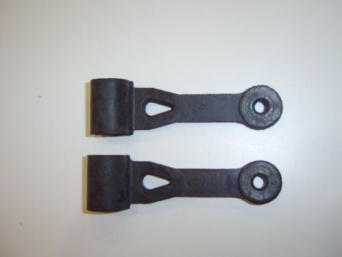 109808x Craftsman Hood Latch 2 pack Bagger Rubber Strap