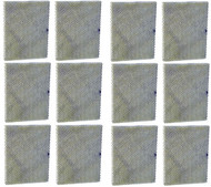 Aprilaire 35 Humidifier Water Panel Metal Mesh 12 Pack