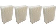 4 Wicking Humidifier Filters for Emerson MoistAir HDC12