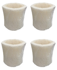 4 Humidifier Filter Wicks for GE 106663 106763