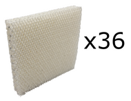 36 Humidifier Filters for Duracraft DH800, DH7800