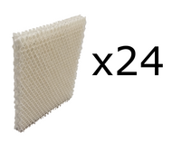 24 Humidifier Filter Wicks for Honeywell HCM-750
