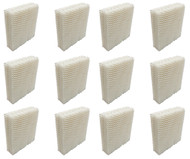 12 Humidifier Filter Wicks for Duracraft AC-815, DH807