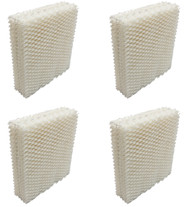 4 Wicking Humidifier Filters for Honeywell HC809