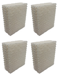 4 Wick Humidifier Filters for Bemis SpaceSaver 8266, 8268