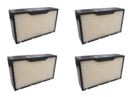 4 Humidifier Filter Wick Replacements for Bemis 4161