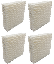 4 Humidifier Filter Wick Replacements for Duracraft AC-818
