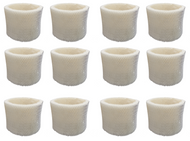 12 Humidifier Filters for Holmes HM3500 Cool Mist Whole House HM3600
