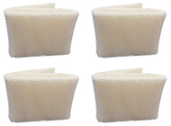 4 Humidifier Filter Wicks for Emerson MoistAir MA0950, MA-09500