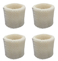 4 Humidifier Filter Wicks for Honeywell HCM-890