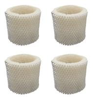 4 Humidifier Filter Wicks for Honeywell HCM-890