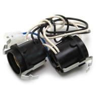 SR111630 Broan Nutone Range Hood Pigtail Lamp Socket Harness